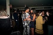 ZAWE ASHTON; JAMEELA JAMIL, InStyle Best Of British Talent , Shoreditch House, Ebor Street, London, E1 6AW, 26 January 2011