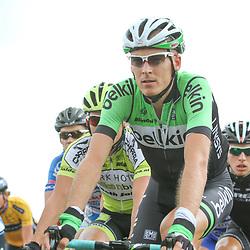 29-06-2014: Wielrennen: NK wielrennen: Ootmarsum. Robert Gesink