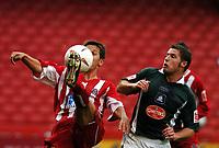 Fotball<br /> Championship England 2004/05<br /> Sheffield United v Plymouth<br /> 23. oktober 2004<br /> Foto: Digitalsport<br /> NORWAY ONLY<br /> JON HARLEY  (SHEFFIELD UNITED)<br /> DAVID NORRIS (PLYMOUTH)