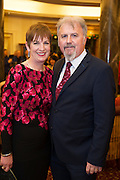 Jacqui O'Grady and Ronan Scully Gorta Self Help Africa at the Gorta Self Help Africa Annual Ball at the Galway Bay Hotel, Salthill Galway.<br /> Photo:Andrew Downes, xposure.