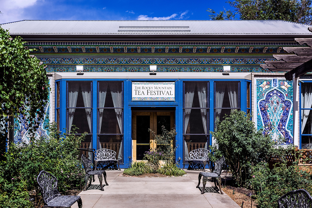 The Boulder Dushanbe Teahouse,  Boulder, Colorado, USA.
