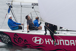 David Gilmour during qualifying session 1 at Korea Match Cup 2013. Gyeonggi Province, Korea. 29 May 2013 Photo: Subzero Images/AWMRT