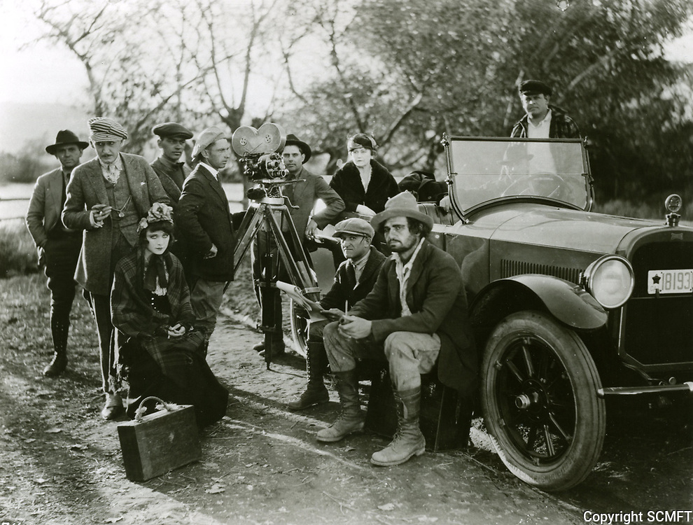 1917 Early movie making
