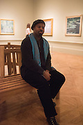 BEN OKRI, Painting the Modern Garden: Monet to Matisse Royal Academy of Art. Piccadilly, London. 26 January 2016
