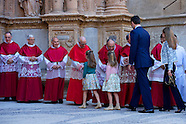 033113 Spanish Royals attend Eastern Mass