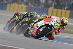 20.05.2012, Bugatti Grand Prix Race Circuit, Le mans, FRA, MotoGP, Monster Energy Grand Prix de France, im BildValentino Rossi - Ducati team // during Monster Energy Grand Prix de France of FIA MotoGP series at Bugatti Grand Prix Race Circuit, Le mans, France on 2012/05/20. EXPA Pictures © 2012, PhotoCredit: EXPA/ Insidefoto/ Semedia..***** ATTENTION - for AUT, SLO, CRO, SRB, SUI and SWE only *****