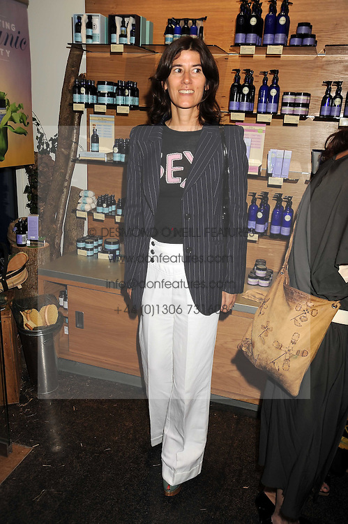 BELLA FREUD at the Natural Beauty Honours 2008 hosted by Neal's Yard Remedies, 124b King's Road, London SW3 on 4th September 2008.<br /> <br /> NON EXCLUSIVE - WORLD RIGHTS