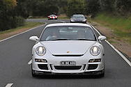 2007 Porsche 997 GT3 (Carrera White) .Corporate Drive Day with Octane Events & The Supercar Club.Mornington Pennisula, Victoria .6th-7th of August 2009 .(C) Joel Strickland Photographics