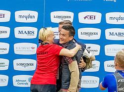 Drewell Jannis, GER, Feliciano 44, Lunger Hansen Lars<br /> World Equestrian Games - Tryon 2018<br /> © Hippo Foto - Stefan Lafrenz<br /> 19/09/18