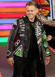 © Licensed to London News Pictures. 03/01/2017. London, UK, Spencer Pratt, Celebrity Big Brother: WInter 2017 - Live Launch Show, Photo credit: Brett Cove/LNP