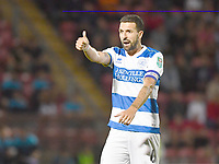 Football - 2021 / 2022 EFL Carabao Cup - Round One - Leyton Orient vs Queens Park Rangers - The Breyer Group Stadium<br /> <br /> Yoann Barbet of Queens Park Rangers.<br /> <br /> COLORSPORT/Ashley Western