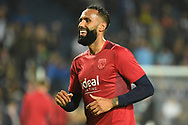 West Bromwich Albion defender Kyle Bartley (5) during the EFL Sky Bet Championship match between West Bromwich Albion and Derby County at The Hawthorns, West Bromwich, England on 14 September 2021.