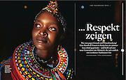Süddeutsche Zeitung magazine.