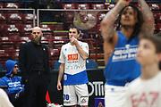 Bushati Franko e Cancellieri Massimo, EA7 Emporio Armani Milano vs Germani Basket Brescia - 12 giornata Campionato LBA 2017/2018, Milano Mediolanum Forum 26 dicembre 2017 - foto BERTANI/Ciamillo
