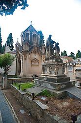 Bari - cimitero monumentale, ingresso