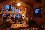 Talon Lodge, Apple Island, Sitka, Alaska<br />