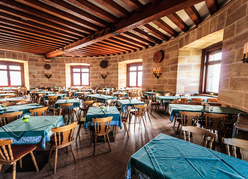 The reception room of Kehlsteinhaus in Germany. The reception room of Kehlsteinhaus is the circular Great Hall, clad in granite blocks.