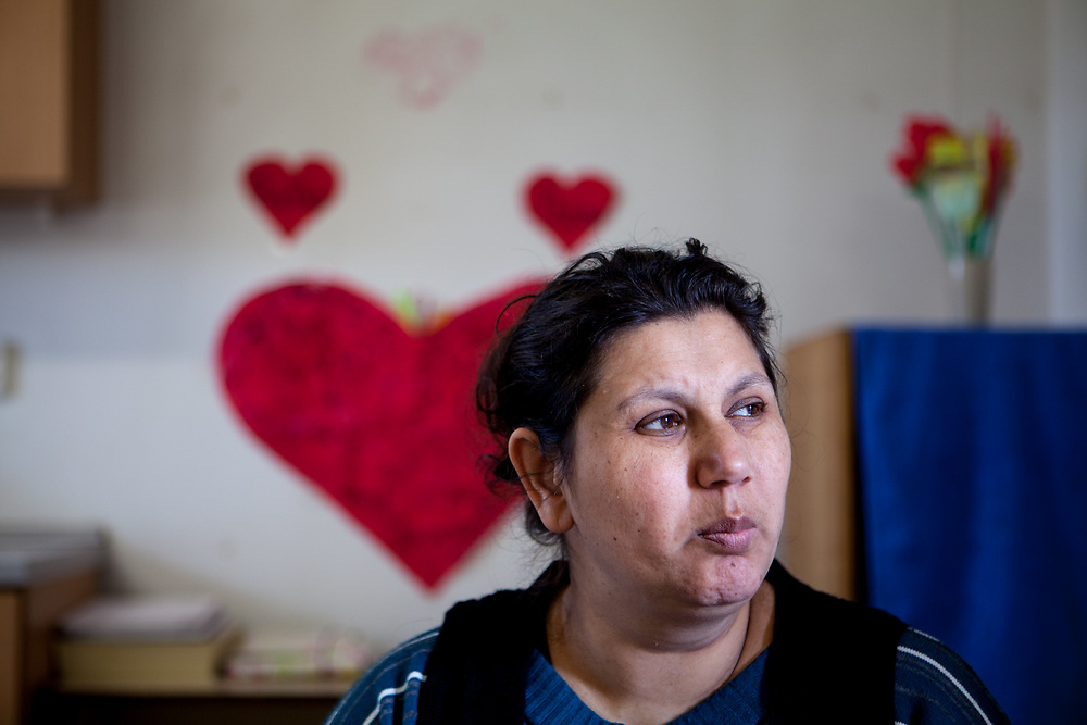 """Roma were here in the past, we are here now and we will be here in the future. So we have to find a common language and a way to live together"", says Irma Horvathova, a field worker and founder of the ""Slumdog Theater"" in the settlement of Moldava nad Bodvou, a Roma herself. The city has roughly 11200 inhabitants, about 1980 (18%) of them have Roma ethnicity and around 800 are living at the segregated settlement 'Budulovska Street' (2014)."