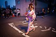 Osaka Tenjin Festival, 2013.