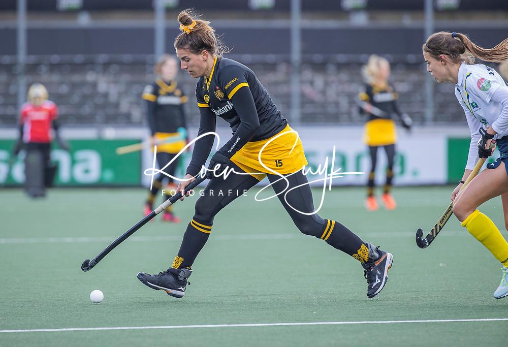 AMSTELVEEN - Frederique Matla (DenBosch) tijdens  de Euro Hockey League finale dames, HC Den Bosch-Club Campo de Madrid (5-0).  COPYRIGHT KOEN SUYK