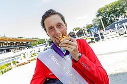 Fuchs Martin, SUI<br /> European Championship Jumping<br /> Rotterdam 2019<br /> © Hippo Foto - Stefan Lafrentz