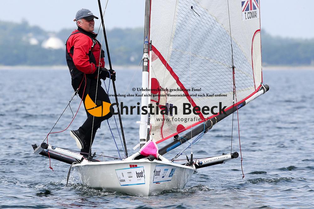 , Kiel - Kieler Woche 20. - 28.06.2015, Musto Skiff - GBR 294 - Conway, Tom
