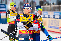 November 24, 2018 - Ruka, FINLAND - 181124 Eirik Brandsdal of Norway after competing in a men's sprint classic technique quarterfinal during the FIS Cross-Country World Cup premiere on November 24, 2018 in Ruka  (Credit Image: © Carl Sandin/Bildbyran via ZUMA Press)
