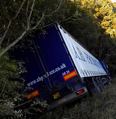 A31 Lorry Recovery Operation Live