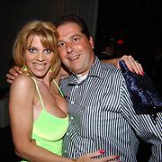 Playboy Night 2004, Kim Holland en Arjan Veerman