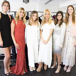 """Rachel Zoe releases a photo on Instagram with the following caption: """"Had the best time today getting glam for a @shoprachelzoe FB live with my gorgeous team \u2764 dressing them for any summer soir\u00e9e  Check out my IG story now to see how it all went down xoRZ #worklifeteamlife #gettingglam"""". Photo Credit: Instagram *** No USA Distribution *** For Editorial Use Only *** Not to be Published in Books or Photo Books ***  Please note: Fees charged by the agency are for the agency's services only, and do not, nor are they intended to, convey to the user any ownership of Copyright or License in the material. The agency does not claim any ownership including but not limited to Copyright or License in the attached material. By publishing this material you expressly agree to indemnify and to hold the agency and its directors, shareholders and employees harmless from any loss, claims, damages, demands, expenses (including legal fees), or any causes of action or allegation against the agency arising out of or connected in any way with publication of the material."""