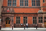The Cutlers' Company is one of the most ancient of the City of London livery companies and received its first Royal Charter from Henry V in 1416.  Its origins are to be found among the cutlers working in the medieval City of London in the vicinity of Cheapside.  As was the case with the other trade guilds of the day, its function was to protect the interests of its members, to attend to their welfare, and to ensure that high standards of quality were maintained. Their business was producing and trading in knives, swords, and other implements with a cutting edge.  Over time the emphasis shifted from implements of war to cutlery and other domestic wares such as razors and scissors.  <br /> <br /> With the demise of the sword making and cutlery trade in the City during the 19th. century, the Company directed its attention towards supporting the surgical instrument trade by indenturing apprentices, and expanding its charitable activities with particular emphasis on supporting education.   <br /> <br /> Today the Company combines these charitable endeavours  with maintaining the traditions of the City of London; supporting the Mayoralty; providing fellowship and hospitality; and preserving the Company's Hall and other assets for the benefit of future generations.  With a livery of only 100 members, many of whom have been admitted by patrimony, it is in every sense a family Company and one which is justly proud of its ancient heritage and ancestry.