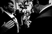 Manifestazione  per le cellule staminali in piazza Montecitorio. La sperimentazione del metodo Stamina si farà.Per le verifiche saranno stanziati tre milioni di euro. Roma, 15 maggio 2013. Daniele Stefanini / One Shot <br /> <br /> Demonstration stem cells in front of Montecitorio. The trial of the method Stamina will begin.For checks will be allocated three million euro. Rome, 15 May 2013. Daniele Stefanini / One Shot