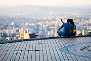 Belo Horizonte_MG, Brasil.<br /> <br /> Praca do Papa em Belo Horizonte, Minas Gerais.<br /> <br /> Praca do Papa in Belo Horizonte, Minas Gerais.<br /> <br /> Foto: JOAO MARCOS ROSA / NITRO