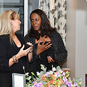 Medina Williamson is a Brand Evaluation,Director X of Rochay High Society Soiree with Jovoy at Westbury Mayfair grafton suite on 21 November 2019, London, UK.