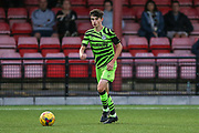 Dan Jones during the Pre-Season Friendly match between Cirencester Academy and Forest Green Rovers at Cotswold Academy, Cirencester, United Kingdom on 30 July 2019.