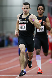 Skurja, Wentworth, 400<br /> Boston University Athletics<br /> Hemery Invitational Indoor Track & Field