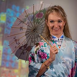 12-02-2020: Wielrennen: Teampresentatie Boels-Dolmans: Heerlen <br />Amy Pieters