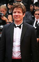 Thomas Vinterberg.at the gala screening of Jeune & Jolie at the 2013 Cannes Film Festival 16th May 2013