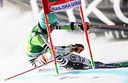 NEUREUTHERFelix of Germany competes during 10th Men's Slalom - Pokal Vitranc 2014 of FIS Alpine Ski World Cup 2013/2014, on March 8, 2014 in Vitranc, Kranjska Gora, Slovenia. Photo by Matic Klansek Velej / Sportida