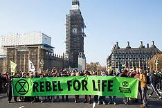 2018-11-17 Extinction Rebellion: Rebellion Day