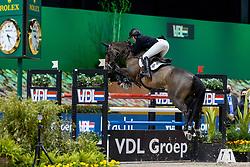 Patteet Gudrun, (BEL), Sea Coast Pebles Z<br /> The Dutch Masters - 's Hertogenbosch 2021<br /> Rolex Grand Slam of Show Jumping<br /> © Dirk Caremans<br />  25/04/2021