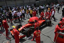 November 17, 2019, Sao Paulo, Brazil: xa9; Photo4 / LaPresse.17/11/2019 Sao Paulo, Brazil.Sport .Grand Prix Formula One Brazil 2019.In the pic: Sebastian Vettel (GER) Scuderia Ferrari SF90 (Credit Image: © Photo4/Lapresse via ZUMA Press)