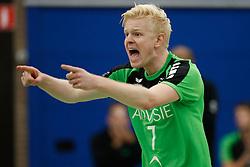 20161029 NED: Eredivisie, Vallei Volleybal Prins - Advisie SSS: Ede<br />Jasper Rietman of Advisie SSS <br />©2016-FotoHoogendoorn.nl / Pim Waslander