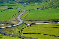 Ring Road through Southern Iceland