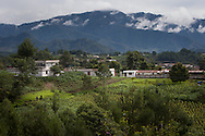 A view of Chichimuch, Guatemala on Saturday morning, June 23, 2012.<br /> CARE Photo by Erin Lubin