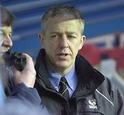 24/02/1002<br /> Rugby - Zurich Premiership<br /> Madejski Stadium - Reading - Berks<br /> London Irish v Wasps:<br /> Wasps coach, Nigel Melville. ' [Mandatory Credit: Peter Spurrier/Intersport Images],