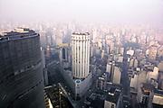 Cityscape of Sao Paulo, Brazil