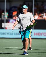 BREDA -  Assistent coach Anthony Potter (Aus), Australia-India (1-1), finale Rabobank Champions Trophy 2018. Australia wint shoot outs.  COPYRIGHT  KOEN SUYK