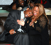 "**EXCLUSIVE**.Will Smith telling a Story about Charlie crying on Nelson Mandela's shoulder in Africa, while asking photographers to take a photo of them together.Will Smith's best friend and confidant, Charles ""Charlie Mac"" Alston 40th Birthday Party.PM Lounge.New York City, NY, United States .Sunday, December 18, 2005 .Photo By Celebrityvibe.com/Photovibe.com.To license this image please call (212) 410 5354; or.Email: sales@celebrityvibe.com ;.Website: www.celebrityvibe.com ....."