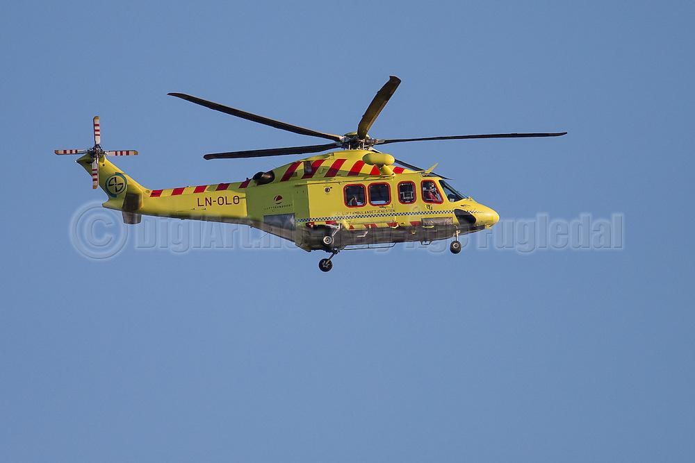 Air Ambulance, LN-OLO | Luftambulanse